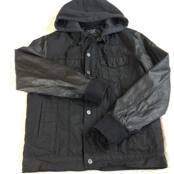 cbfac5a74 Dravus Jackets & Coats | 215320 Sale Black Hooded Jacket S | Poshmark